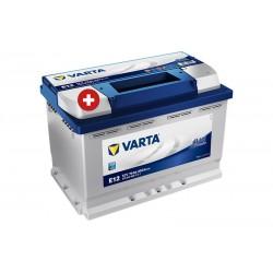 VARTA Blue Dynamic E12 (574013068) 74Ah akumuliatorius