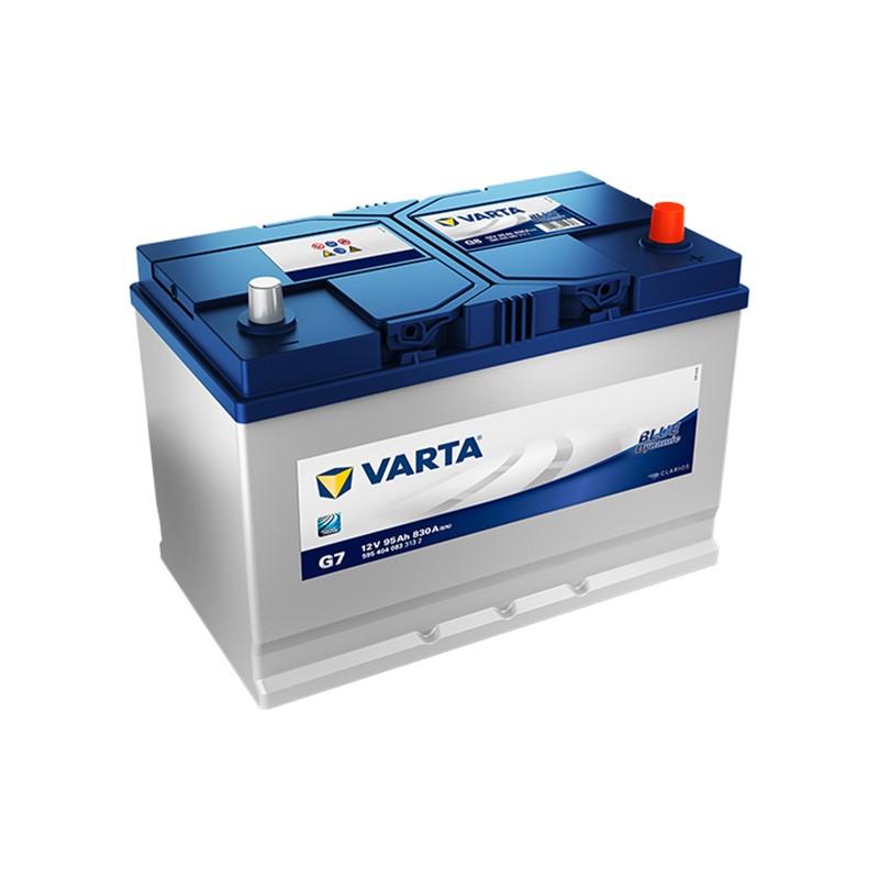 VARTA Blue Dynamic G7 (595404083) 95Ah akumuliatorius