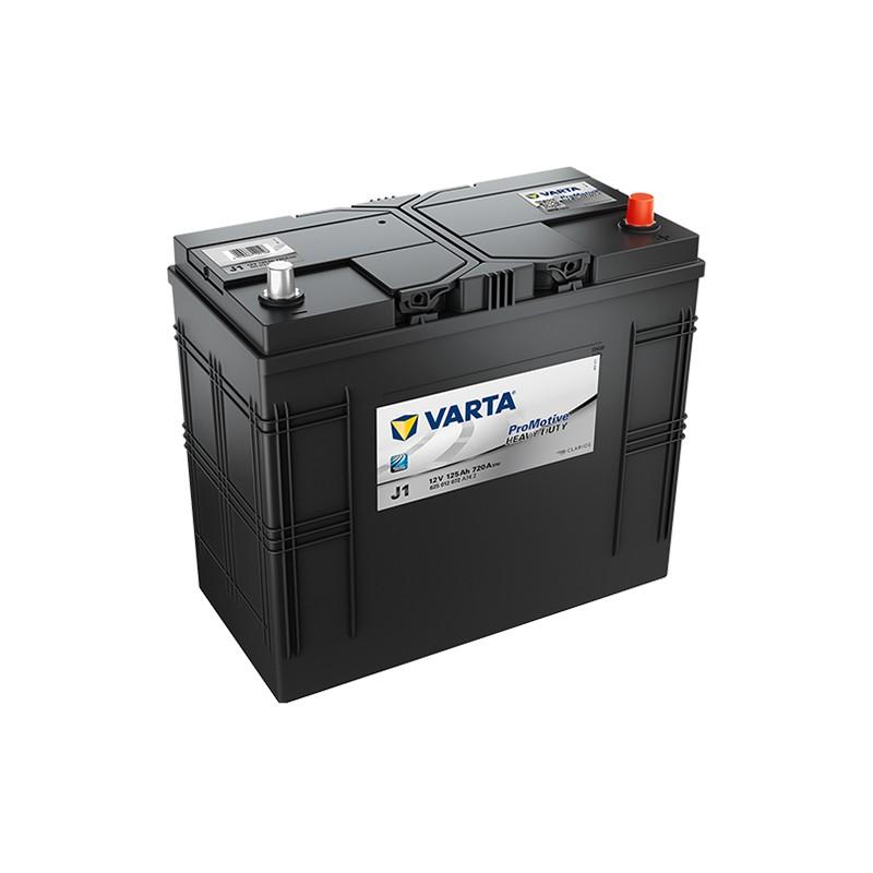 VARTA Heavy Duty J1 (62512) 125Ah akumuliatorius