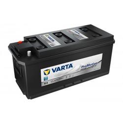 VARTA Heavy Duty PROMOTIVE BLACK K4 (643033095) 143Ah akumuliatorius