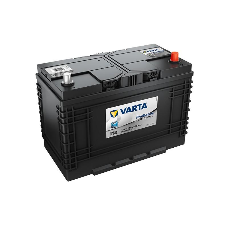 VARTA Heavy Duty I18 (61040) 110Ah akumuliatorius