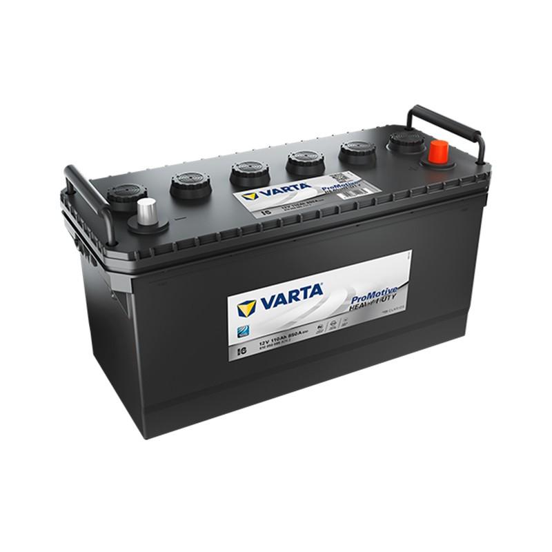 VARTA Heavy Duty I6 (61050) 110Ah akumuliatorius