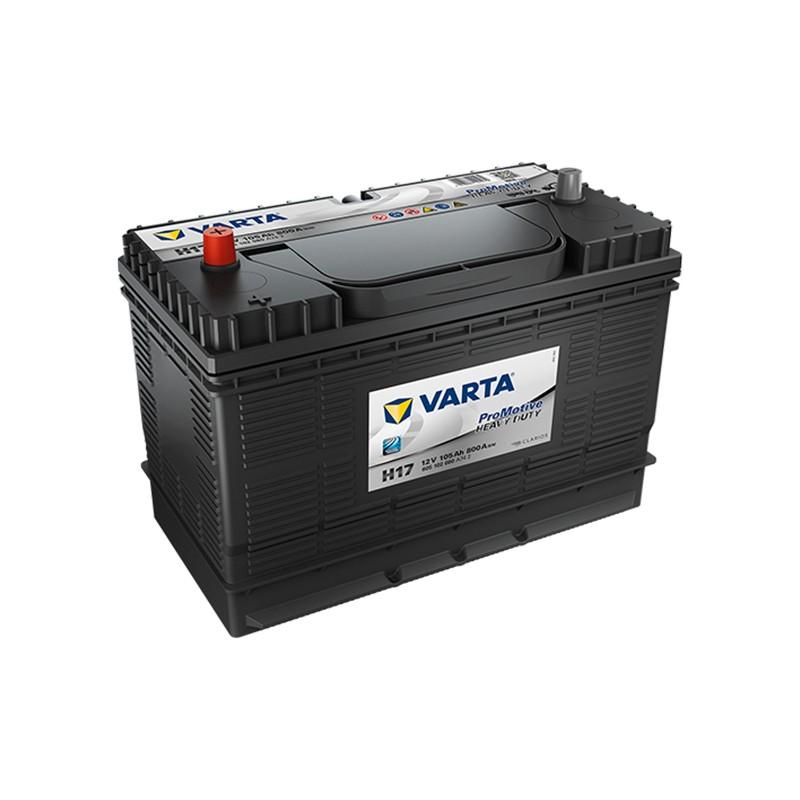VARTA Heavy Duty H17 (60502) 105Ah battery