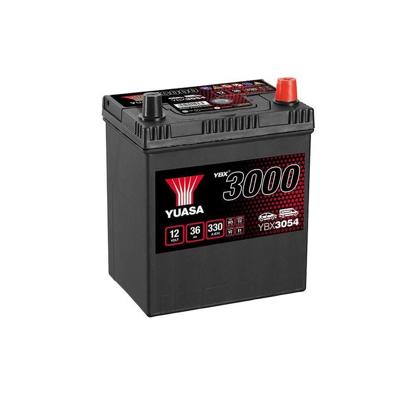 YUASA YBX3054 36Ah 330A akumuliatorius