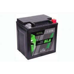 IntAct. SLA12-30L-BS (MF) 12, 30Ah, 360A (EN) akumuliatorius