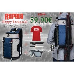 Rapala комплект (XL) для счастливого рыбака