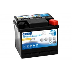 EXIDE GEL ES450 40Ah akumuliatorius