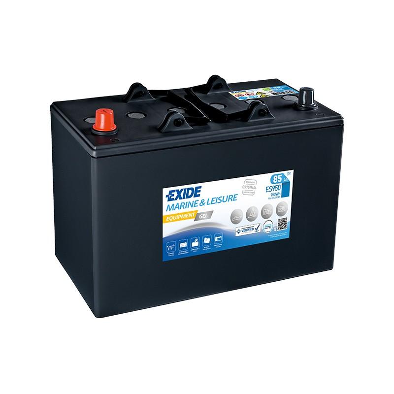 EXIDE GEL ES950 85Ah akumuliatorius