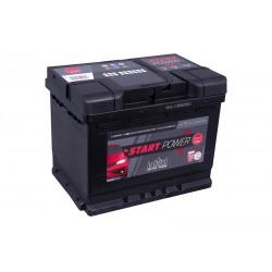 intAct 56219 (562019054) 62Ah battery