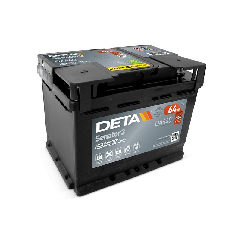 DETA DA640 64Ач аккумулятор