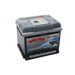SZNAJDER SILVER PREMIUM 55445 54Ah battery