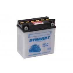 DYNAVOLT DB7L-B (50712) 7Ач аккумулятор