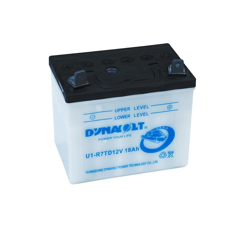 DYNAVOLT U1-R7 18Ач аккумулятор