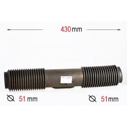 Vairo mechanizmo apsauginė guma JBK-0228G