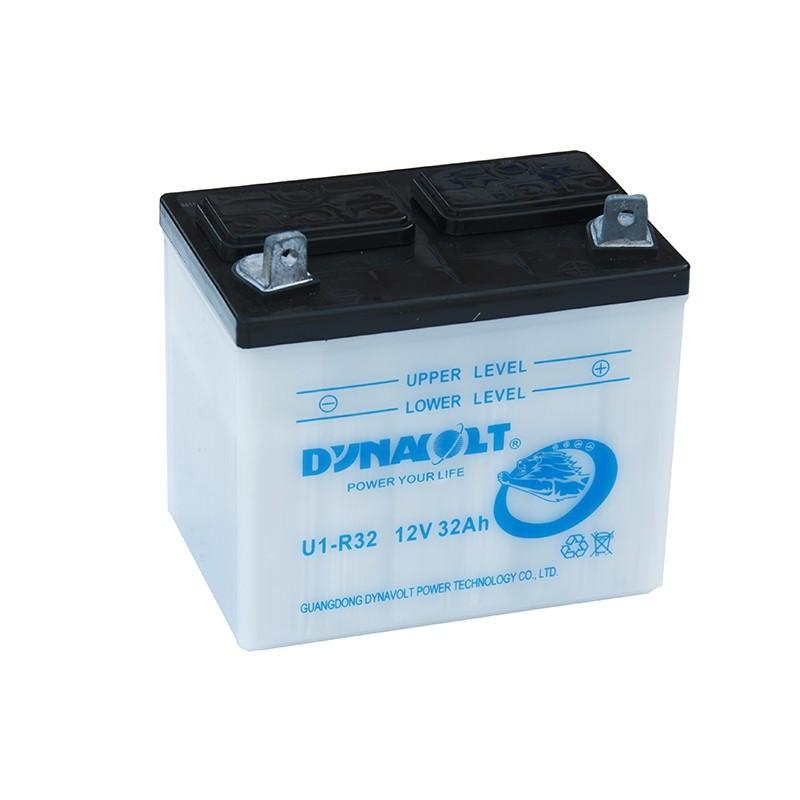 DYNAVOLT U1-R32 32Ah akumuliatorius