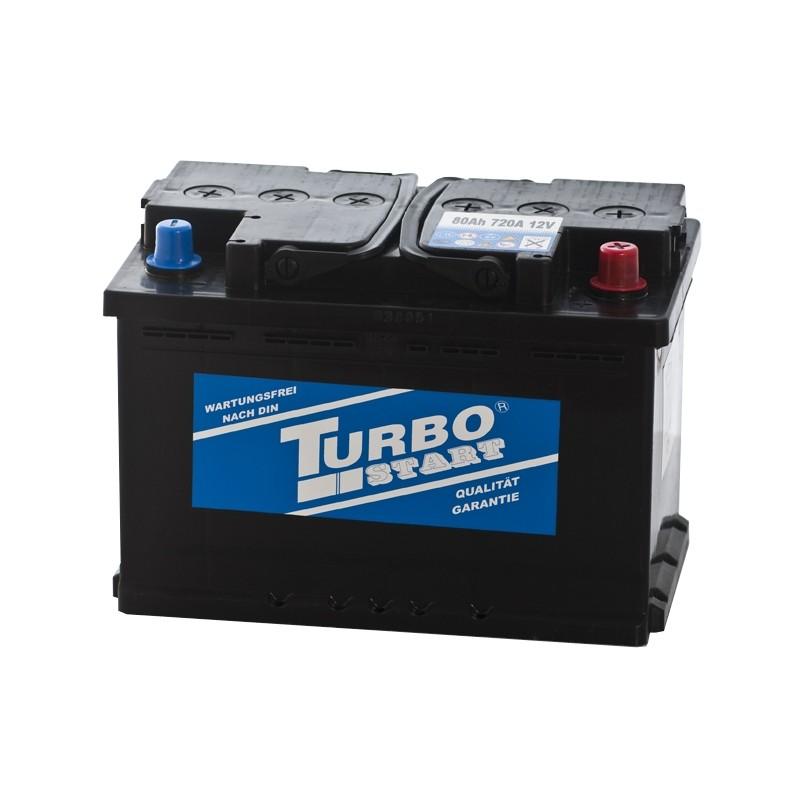 TURBOSTART 58015 80Ah battery