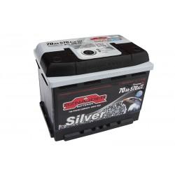 SZNAJDER SILVER 57025 70Ач аккумулятор