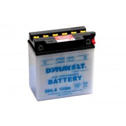 DYNAVOLT DB9L-B (50915) 9Ач аккумулятор