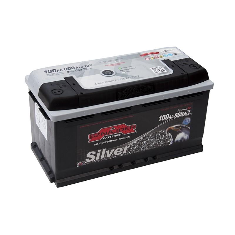 SZNAJDER SILVER 60025 100Ah battery