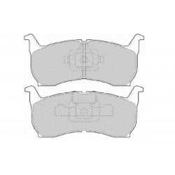 Дисковые тормозные колодки EGT 321495