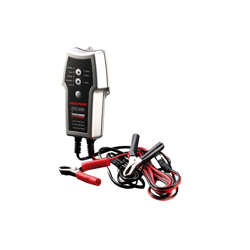 Battery charger ABSAAR 1.0A (6/12V)