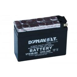 DYNAVOLT-DTX4B-BS 2.3Ah akumuliatorius