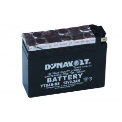 DYNAVOLT-DTX4B-BS 2.3Ah battery