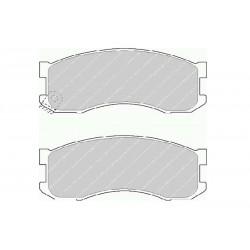 Disk brake pads EGT 321483