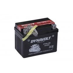 DYNAVOLT DTX4L-BS (50314) 3Ач аккумулятор