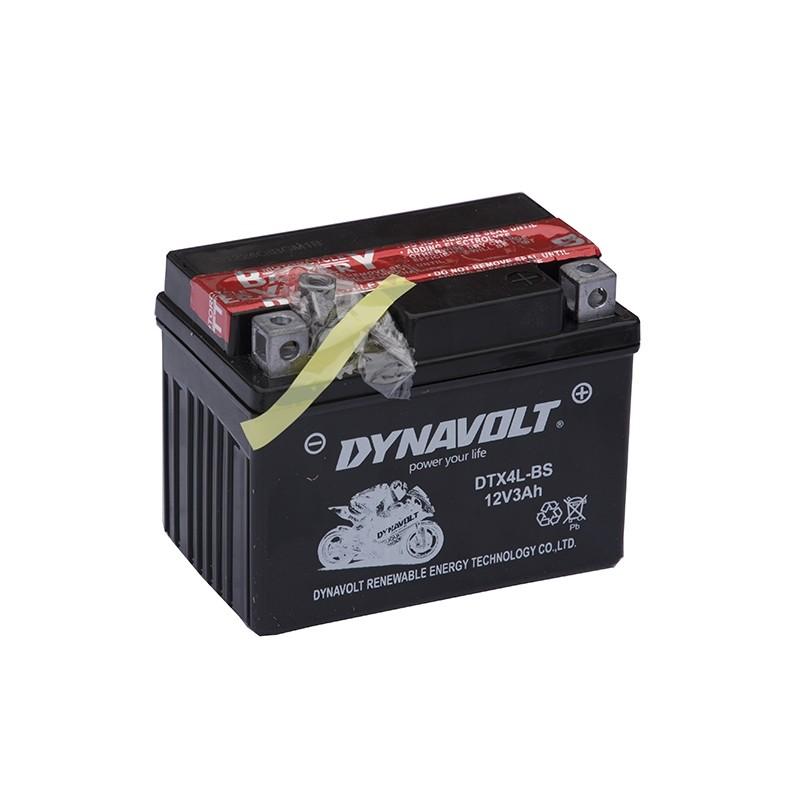 DYNAVOLT DTX4L-BS (50314) 3Ah akumuliatorius