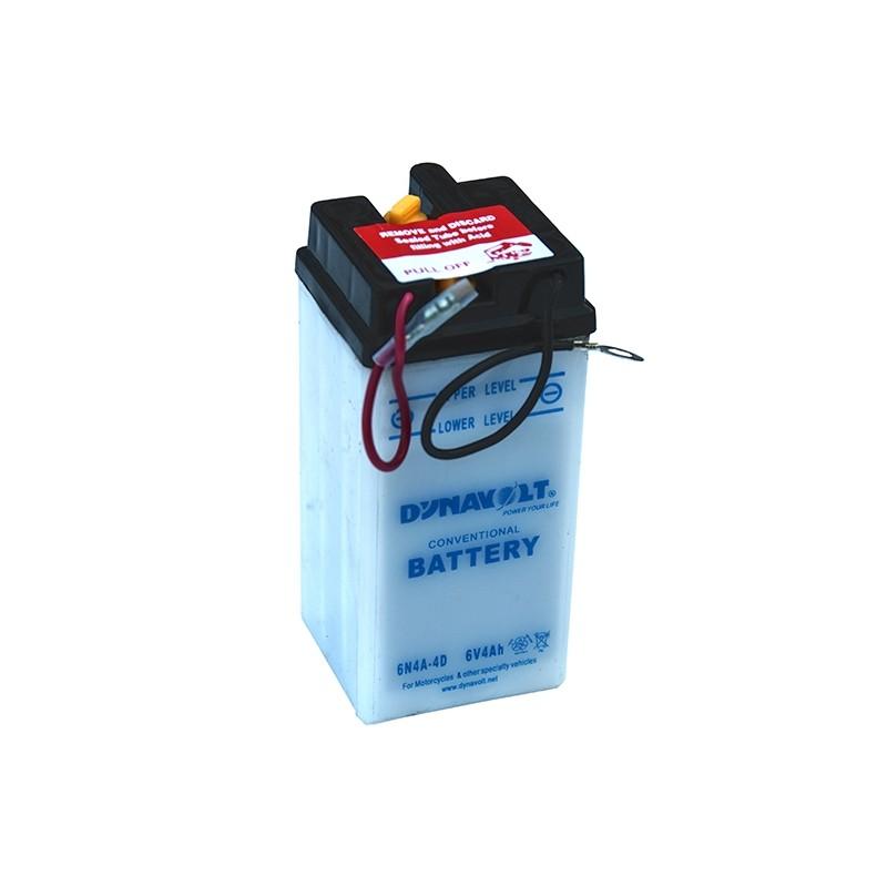 DYNAVOLT 6N4A-4D (00413) 4Ah battery