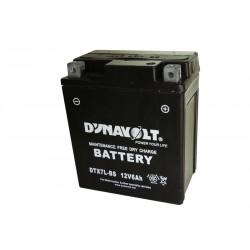 DYNAVOLT DTX7L-BS (50614) 6Ah akumuliatorius