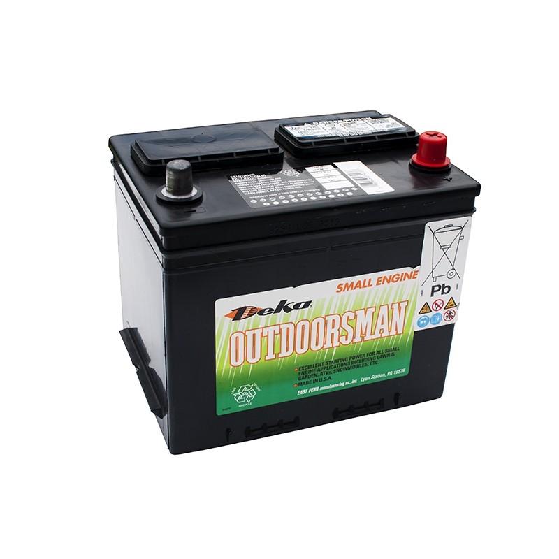 DEKA Outdoorsman 522FMF 55Ач аккумулятор