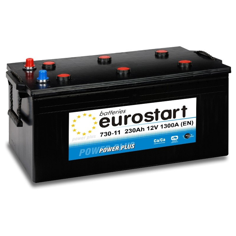 EUROSTART POWER PLUS 73011 230Ah akumuliatorius