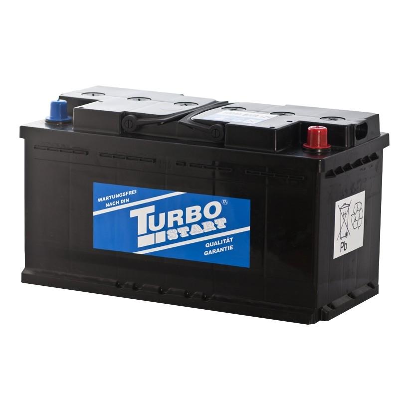 TURBOSTART 60015 100Ah battery