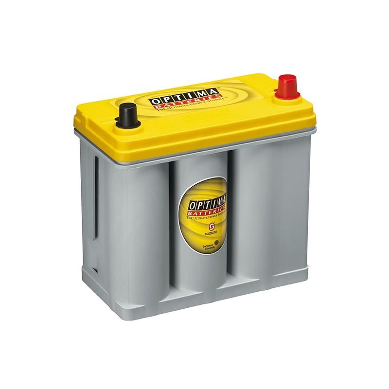 OPTIMA Yellow Top R-2,7L DC 38Ah battery
