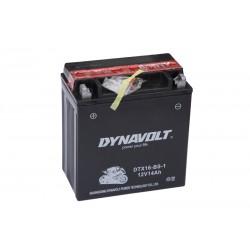DYNAVOLT DTX16-BS-1 (51401) 14Ач аккумулятор