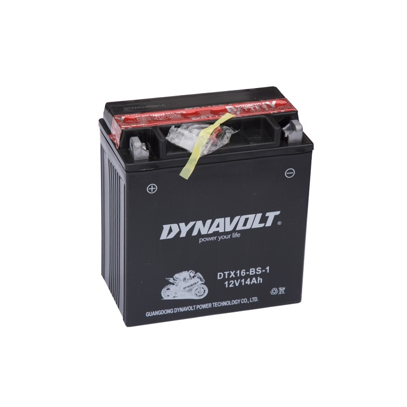DYNAVOLT DTX16-BS-1 (51401) 14Ah battery