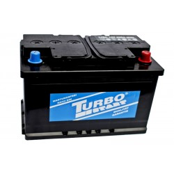 TURBOSTART 57525 75Ач аккумулятор