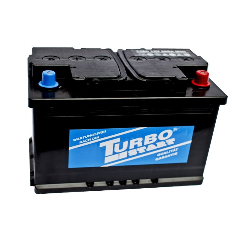 TURBOSTART 57525 75Ah battery