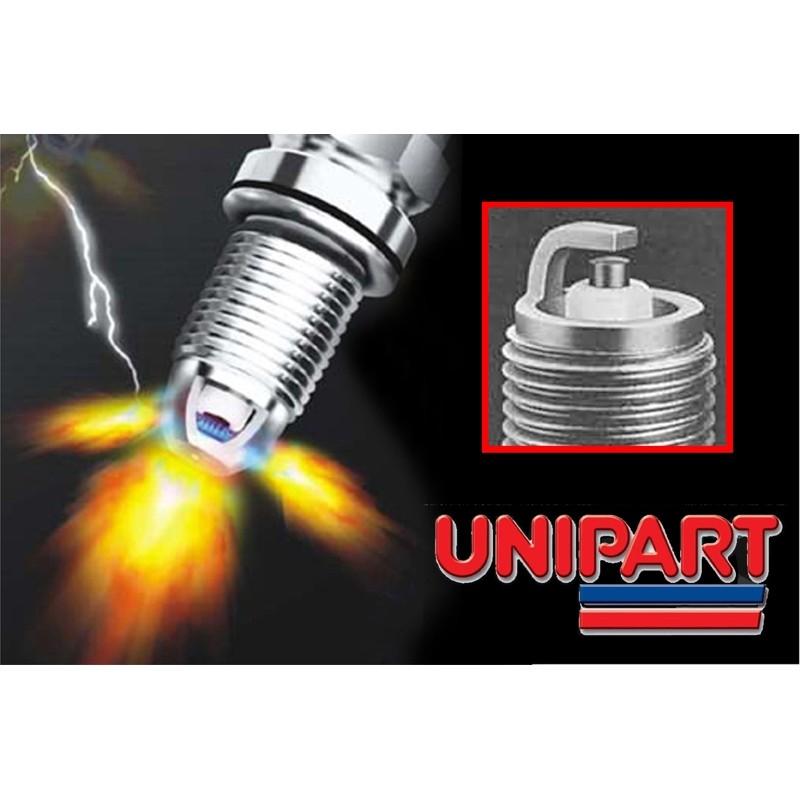Uždegimo žvakių komplektas UNIPART GSP-4452X (4 vnt.)