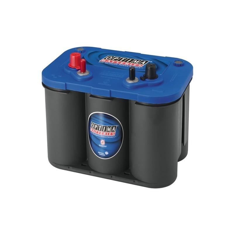 OPTIMA Blue Top SLI 4,2L M+SLI 50Ah akumuliatorius