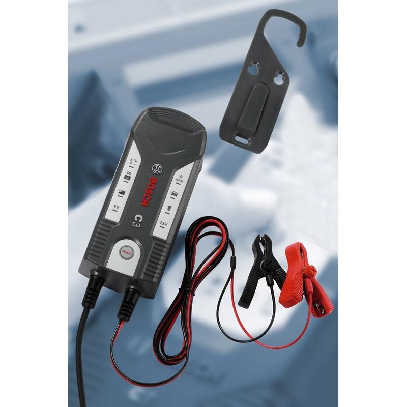 Battery charger BOSCH C3