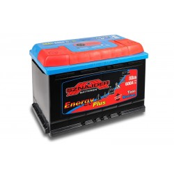 SZNAJDER ENERGY PLUS 958-07 80Ah akumuliatorius