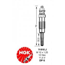 Glow plug NGK DP06-Y916J (5906)