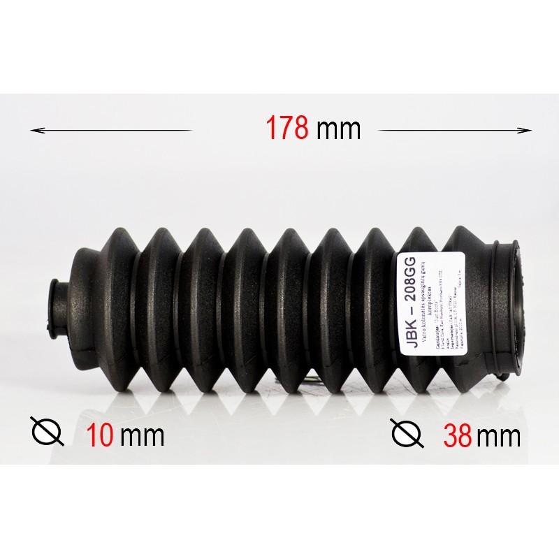 Vairo mechanizmo apsauginė guma JBK-0208G