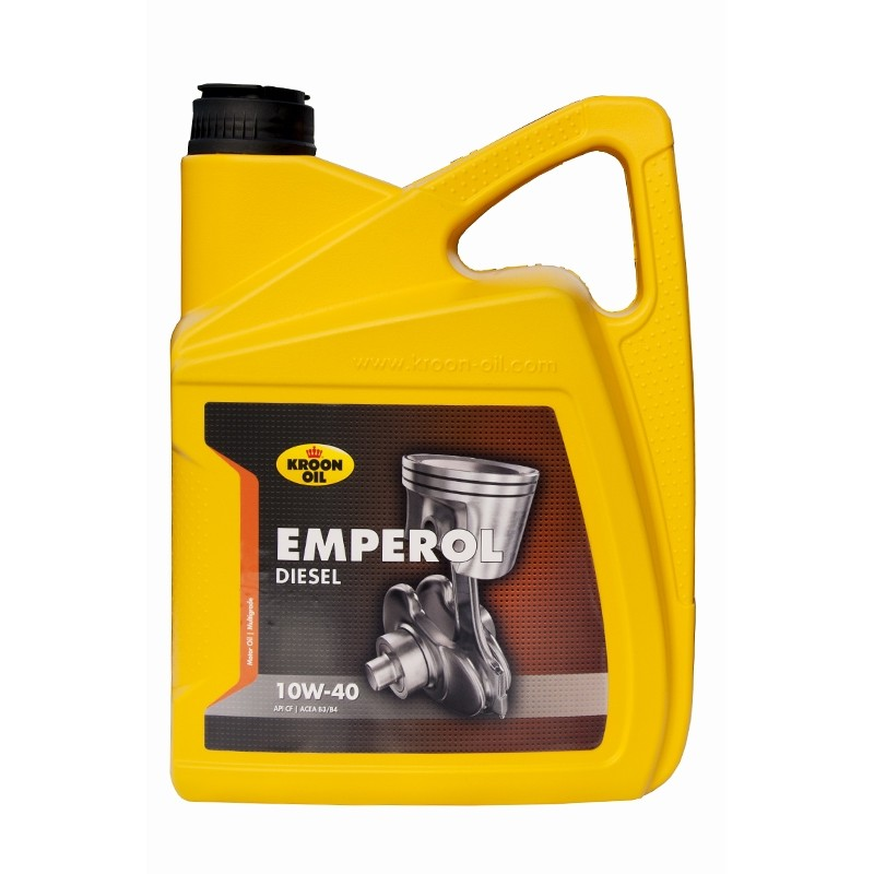 Synthetic motor oil KROON OIL Emperol Diesel 10W/40 (5 ltr.)
