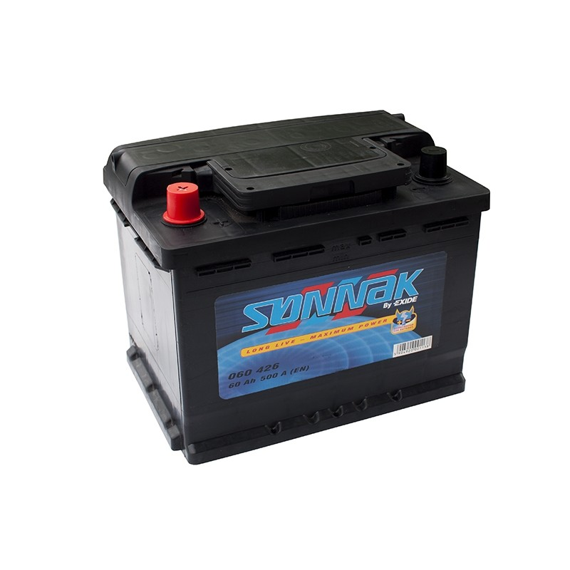 SONNAK 060427 60Ah battery