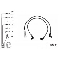 Ignition leads set PVL-VW210