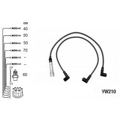 Комплект проводов высокого напряжения PVL-VW210